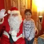 xmas fair Santa