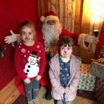 xmas fair Santa & facepainting